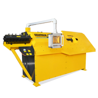 Greatcity Machinery Automatic Cnc Stirrup Bending Machine تستخدم آلة ثني الصلب